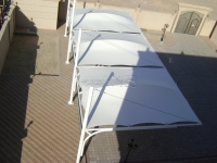 Car Parking Shades - PVC